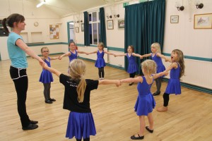 Lets Dance Uk ballet prep